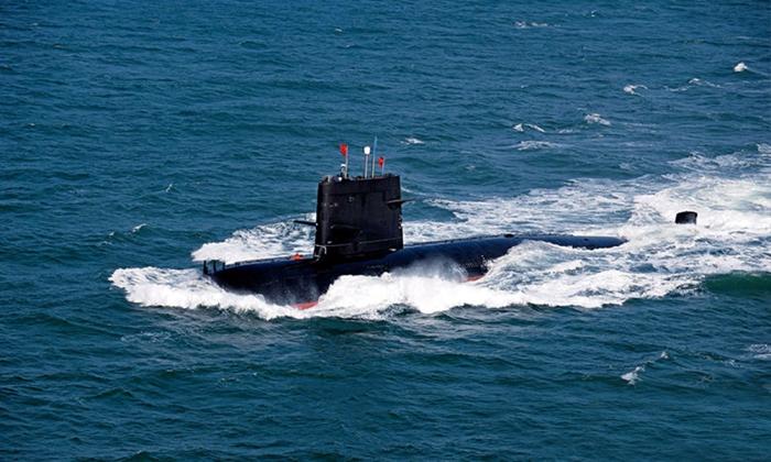 DCTL04 South China Sea